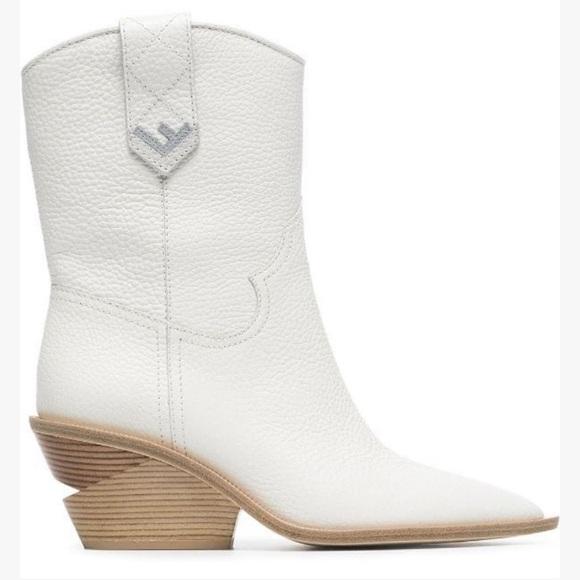 Fendi Cutwalk Cowboy Boots